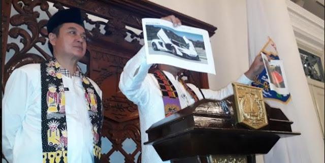 Diingatkan Anies Karena Nunggak Pajak, Pemilik Ferari Ngeyel