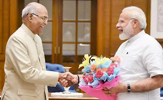 Modi-to-meet-president-to-present-claim-for-formation-of-new-government