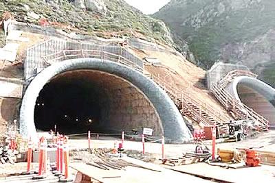 Atal tunnel