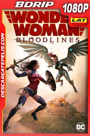 Wonder Woman: Bloodlines (2019) 1080p BDrip Latino – Ingles