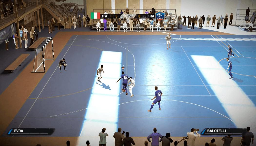 تحميل لعبة FIFA Street 4 للكمبيوتر من ميديا فاير