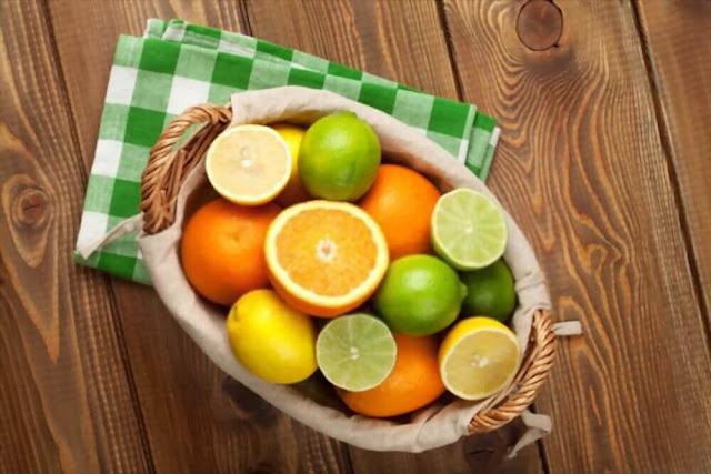 بُرتقال وليمون