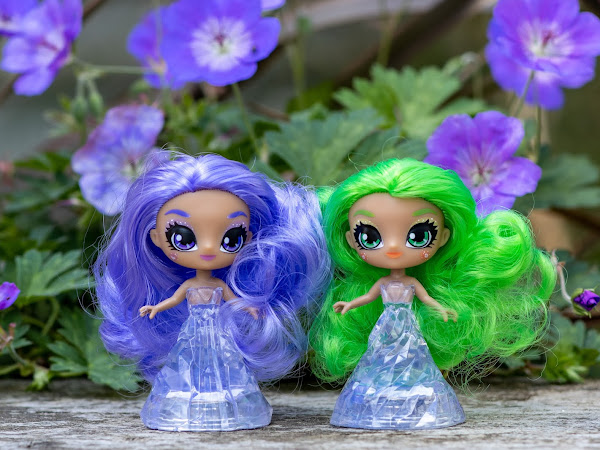 Review: Crystalina colour changing positive aura dolls