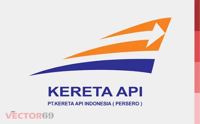 Logo Kereta Api Indonesia (KAI) (2010-2020) - Download Vector File PDF (Portable Document Format)