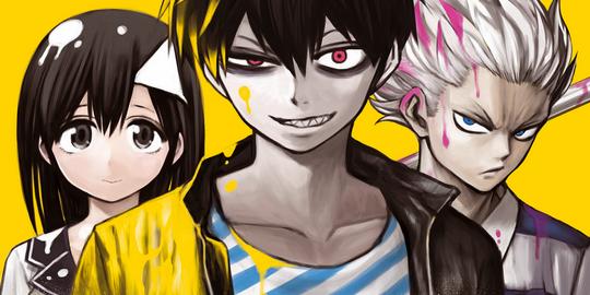 Suivez toute l'actu de Blood Lad sur Japan Touch, le meilleur site d'actualité manga, anime, jeux vidéo et cinéma