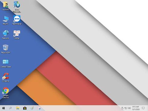 Bộ cài Windows 10 Enterprise, Version 2004, OS Build 19041.631 (64-bit)