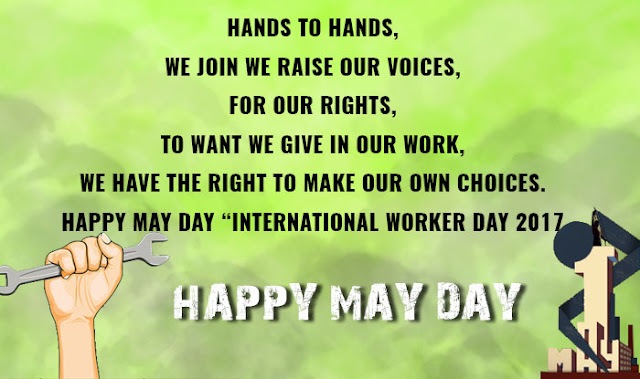 Labour Day Wishes: May Day Quotes, SMS, Facebook status, WhatsApp GIF Image Messages to send International Workers' Day Saying