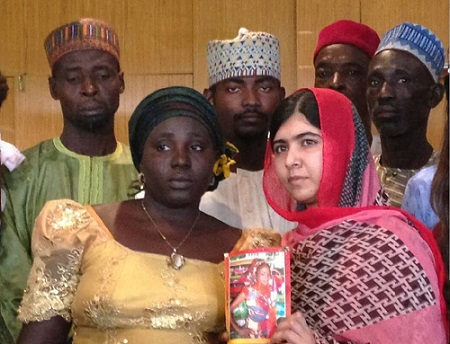 2 Years After Abduction, Malala Writes Open Letter To Chibok Parents