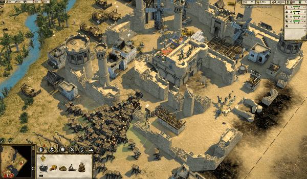 تحميل لعبة stronghold crusader 2