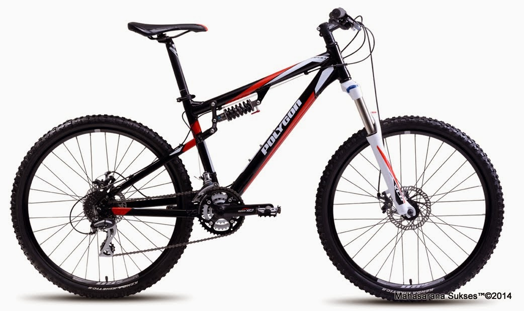 Sepeda Gunung Polygon Vander 2.0