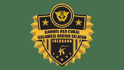 Logo Kanwil Bea Cukai Sulawesi Selatan Vector Agus91.com