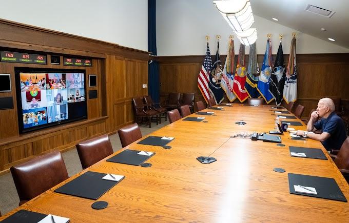 Amatőr hiba a Biden-stábtól - CIA-ügynökökről készült felvételt hoztak nyilvánosságra