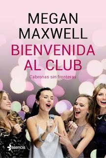 BIENVENIDA ALCLUB DE  MEGAN MAXWELL