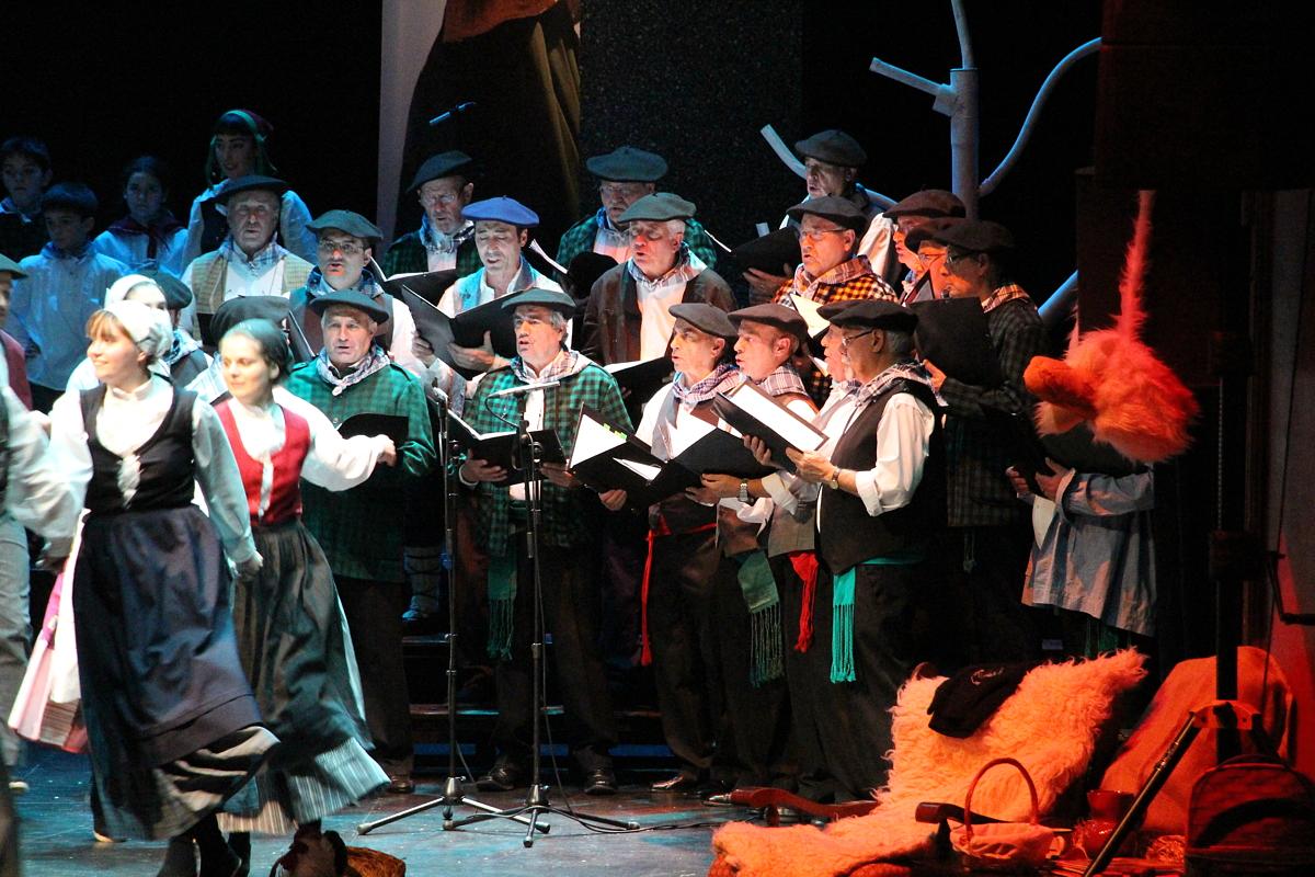 Coral Schola Cantorum, de Barakaldo