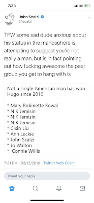 Not A Single American Man