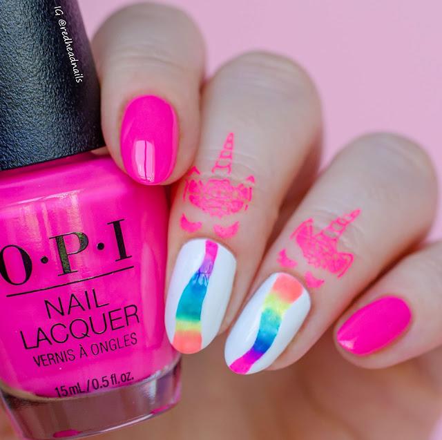 OPI V-I-Pink Passes swatch
