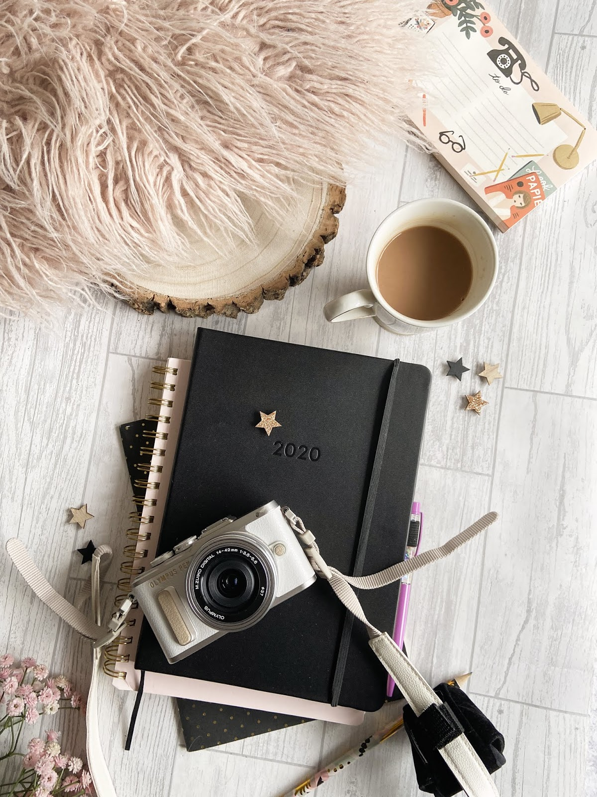 things I want to achieve with blogging this year - see the stars