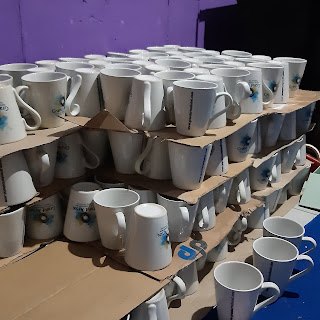 Printing mug v kerucut