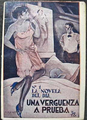 la novela del dia novela erotica editorial sanxo farrerons