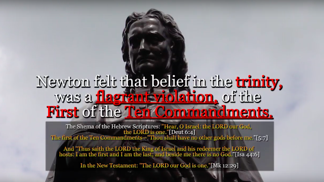 Sir Isaac Newtons Quotes on the Trinity!
