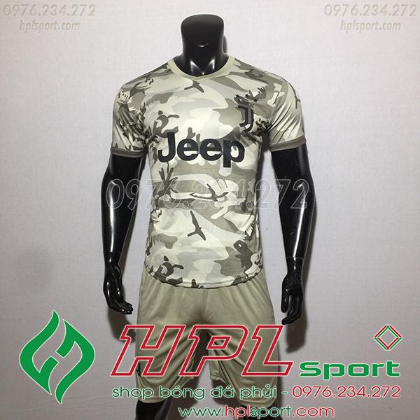 Áo CLB Juventus training màu xám  2020