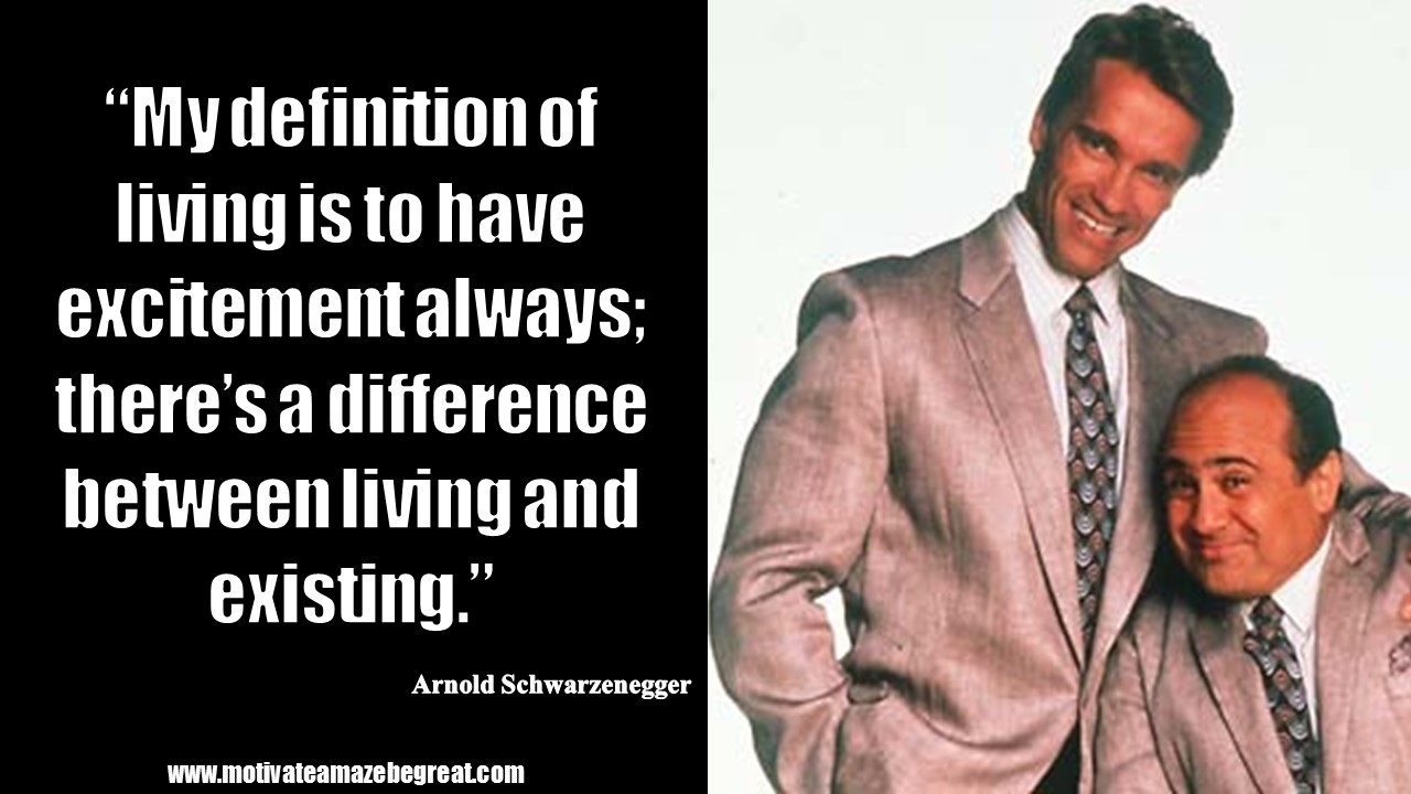 Featured In The Article Arnold Schwarzenegger Inspirational Quotes From  Motivational Autobiography That Include The Best Motivational