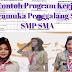 Contoh Program Kerja Pramuka Penggalang SD SMP SMA