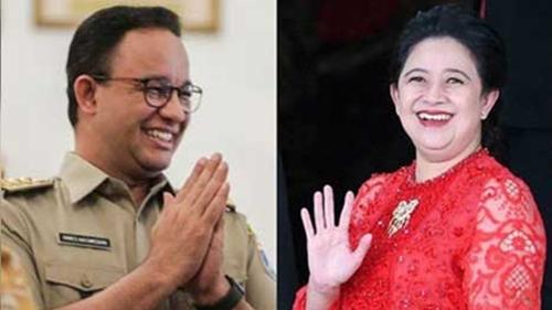 Elite PDIP: Nasib Duet Puan-Anies Tergantung Mega