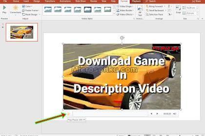 Cara Mudah Menambahkan Video Di PowerPoint