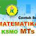 Contoh Soal KSMO Matematika Terintegrasi Jenjang MTs Tahun 2020