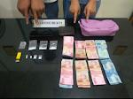 Resnarkoba Polres Agam  Ringkus dua orang  terduga penyalahgunaan Narkotika