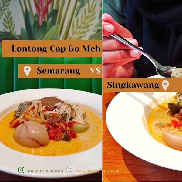 Lontong Cap Go Meh Di Semarang