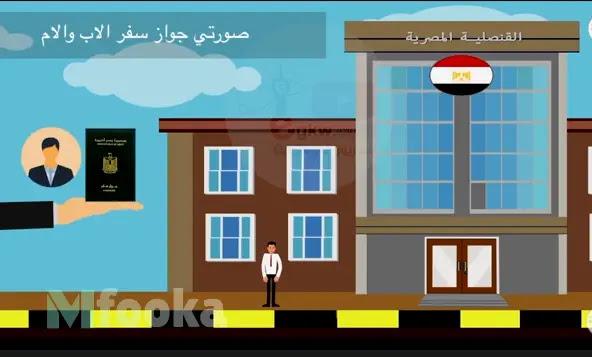 استخراج شهادة ميلاد مصرية لمواليد السعودية