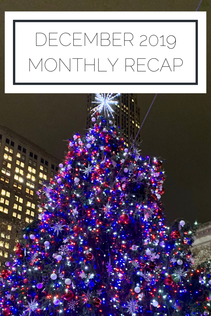 Click to read now or pin to save for later! Check out what I was up to in the eventful month of December