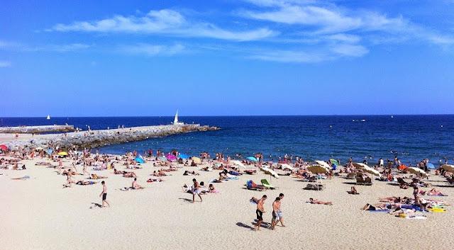 Como economizar em Barcelona Praias