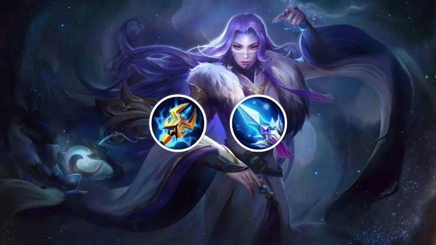 Build Luo Yi Tersakit 2020 | Item, Emblem, Spell