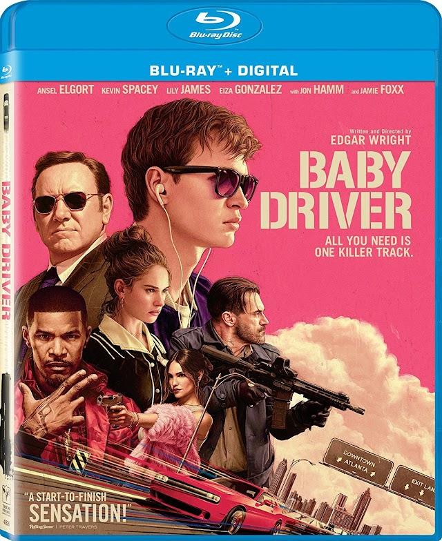 Baby Driver 2017 x264 720p Esub BluRay Dual Audio English Hindi GOPI SAHI