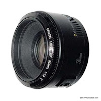 Canon EF 50mm f/1.8 II Reference