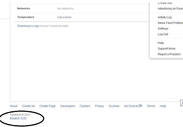 facebook programming language