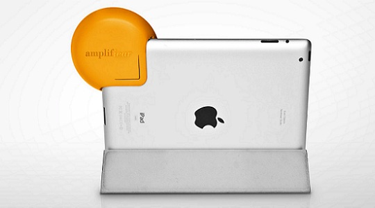 Amplifiear - iPad sound booster