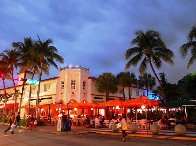 Miami Beach - Lincoln Road
