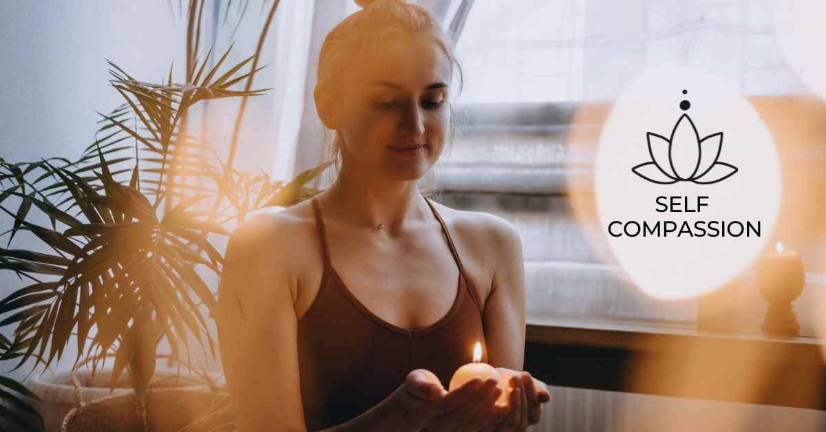 What Is Self Compassion? That Activates Mindfulness