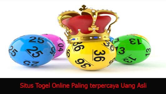 Situs Togel Online Paling terpercaya Uang Asli
