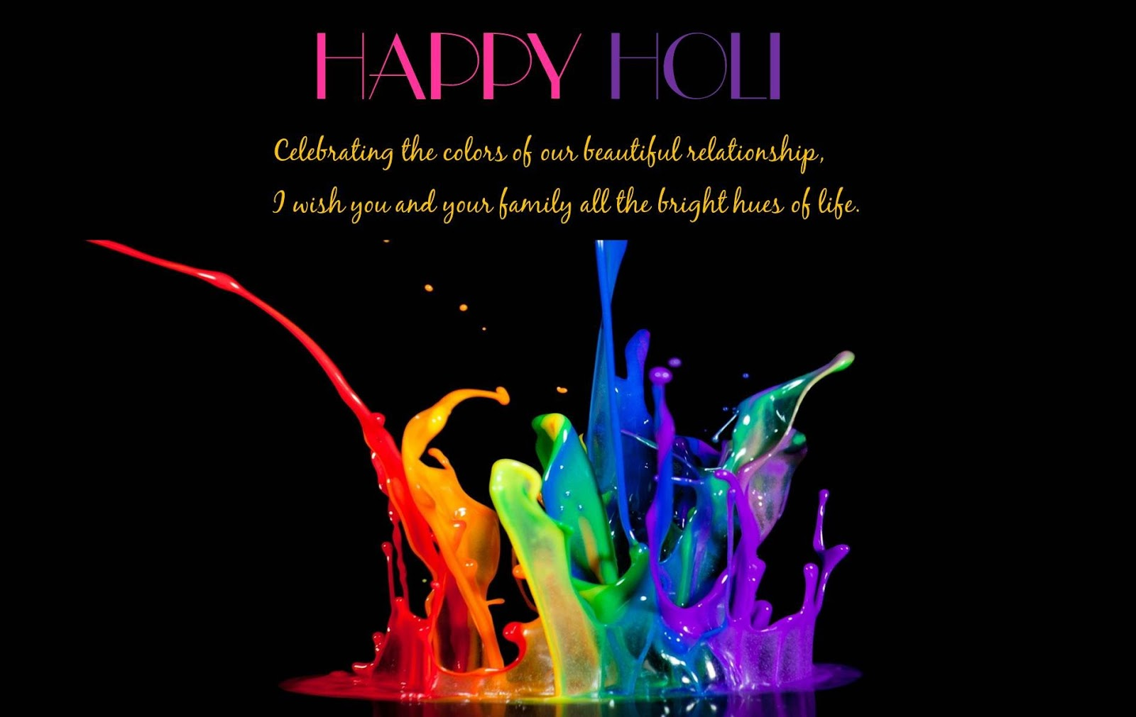 Happy Holi Sms Best Happy Holi Lovely Smsmessages And Quotes In