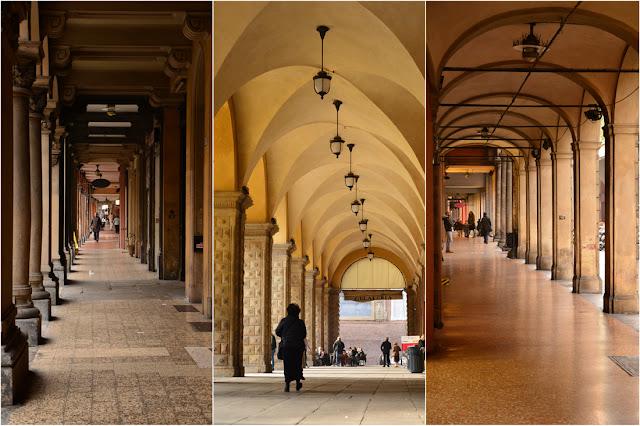 Arkady w Bolonii