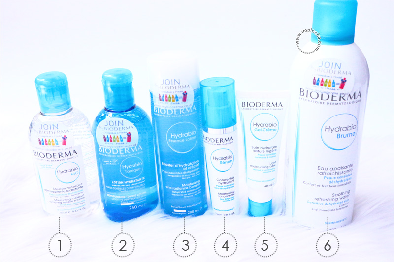 Review Bioderma Hydrabio