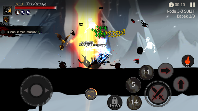 Stickman Fighting Mod APK Unlimited Money Shadow of Death: Dark Knight - Stickman Fighting Mod APK Unlimited Money