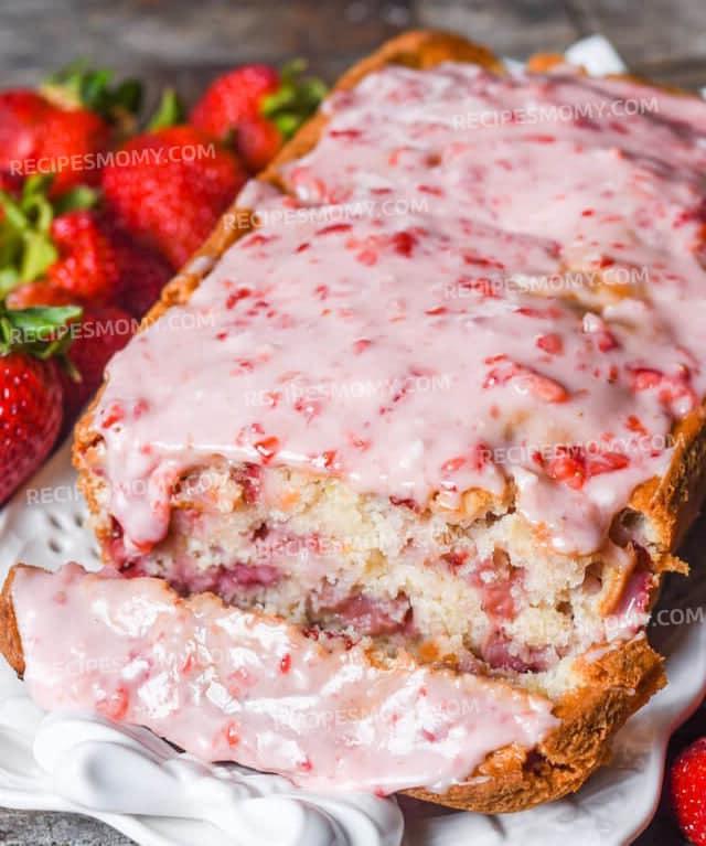Strawberry Bread 😍