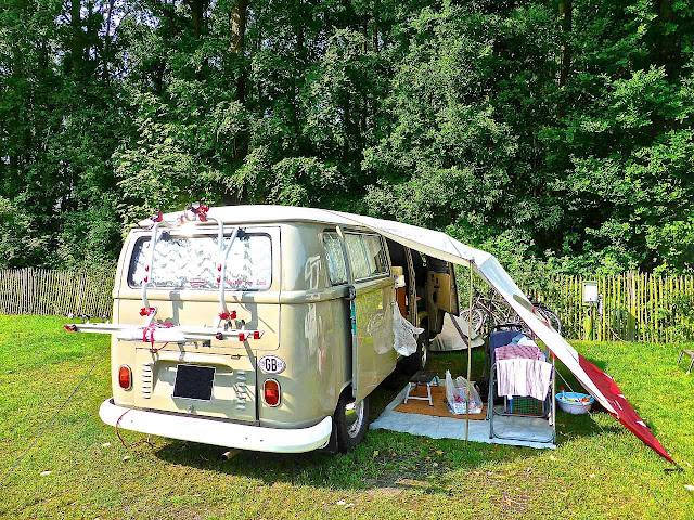 Camping - Furgoneta camper