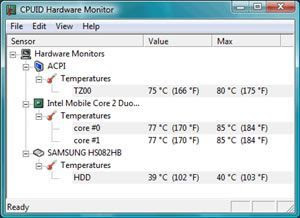 Download HWMonitor freeso